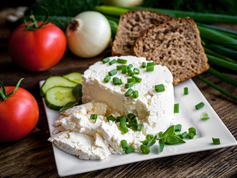 Produkt Twaróg wiejski - zdrowa żywność blisko Ciebie