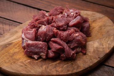 Produkt Gulasz wołowy - zdrowa żywność blisko Ciebie