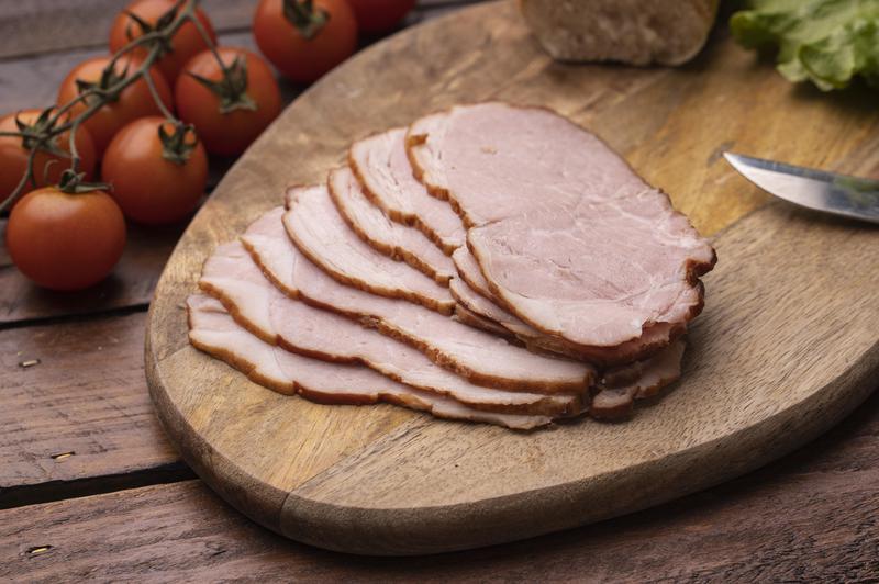 Produkt Szynka starowiejska w plasterkach - zdrowa żywność blisko Ciebie