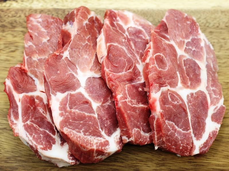 Produkt Karkówka wieprzowa plastry - zdrowa żywność blisko Ciebie