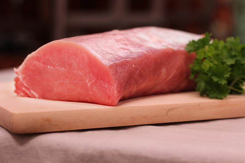 Produkt Schab bez kości w plastrach - zdrowa żywność blisko Ciebie