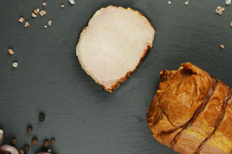 """Produkt Polędwica bez """"E"""" i bez azotynu [plastry] - zdrowa żywność blisko Ciebie"""