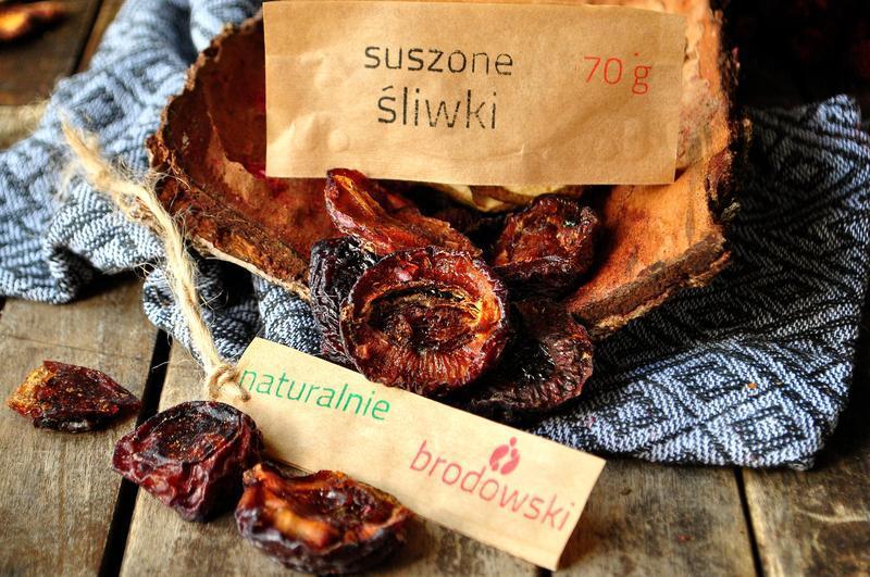 Produkt Suszone śliwki bez pestek - zdrowa żywność blisko Ciebie