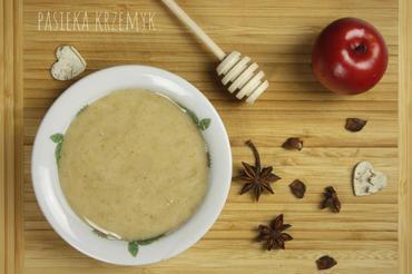 Produkt Miód z imbirem i kardamonem - zdrowa żywność blisko Ciebie