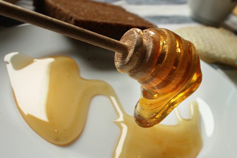 Produkt Miód z propolisem - zdrowa żywność blisko Ciebie