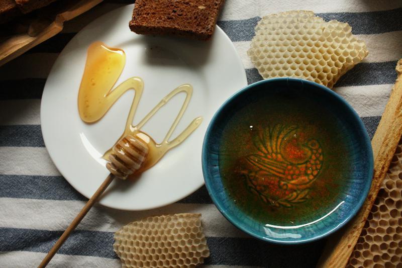 Produkt Miód wielokwiatowy - zdrowa żywność blisko Ciebie