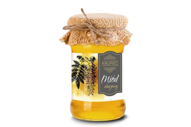 Produkt Miód akacjowy - zdrowa żywność blisko Ciebie