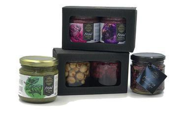 Produkt DUO zestaw prezentowy SMAK LATA- malina w miodzie, cytrynka - limited edition - zdrowa żywność blisko Ciebie