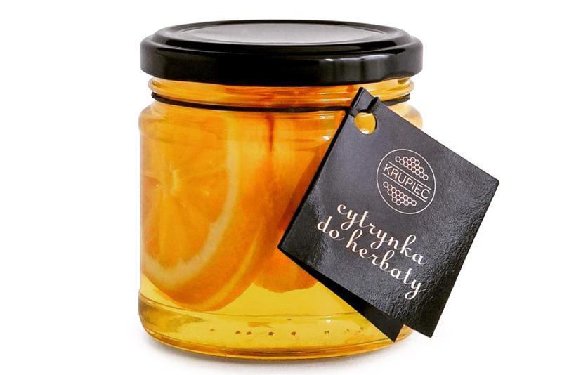 Produkt Cytryna w zalewie miodowej - zdrowa żywność blisko Ciebie