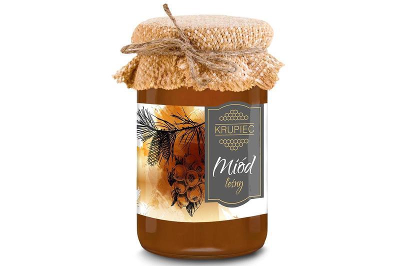 Produkt Miód leśny - zdrowa żywność blisko Ciebie