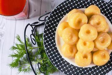 Produkt ORKISZOWE KLUSECZKI ŚLĄSKIE 0,45 KG - zdrowa żywność blisko Ciebie