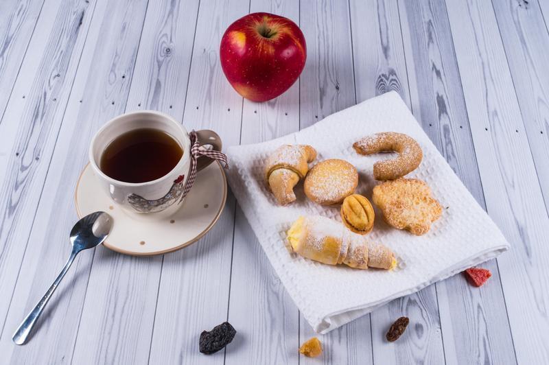 Produkt Kruche ciasteczka MIX - zdrowa żywność blisko Ciebie