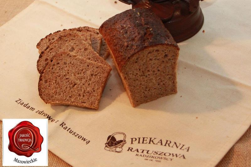 Produkt Chleb razowy Ratuszowy - zdrowa żywność blisko Ciebie