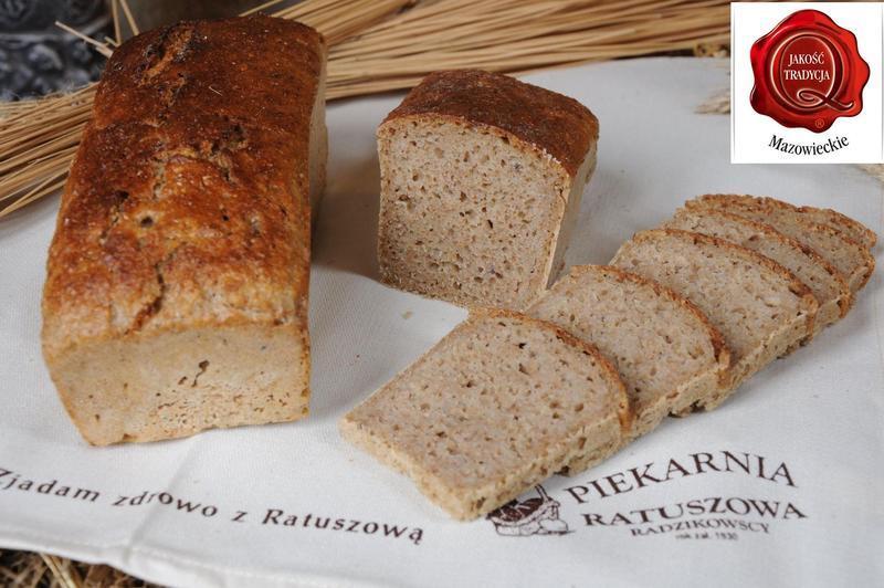 Produkt Chleb razowy Ratuszowy  (krojony+pakowany) - zdrowa żywność blisko Ciebie