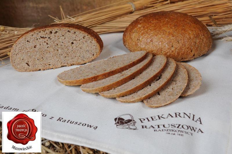 Produkt Chleb razowiec Marszałkowski - zdrowa żywność blisko Ciebie