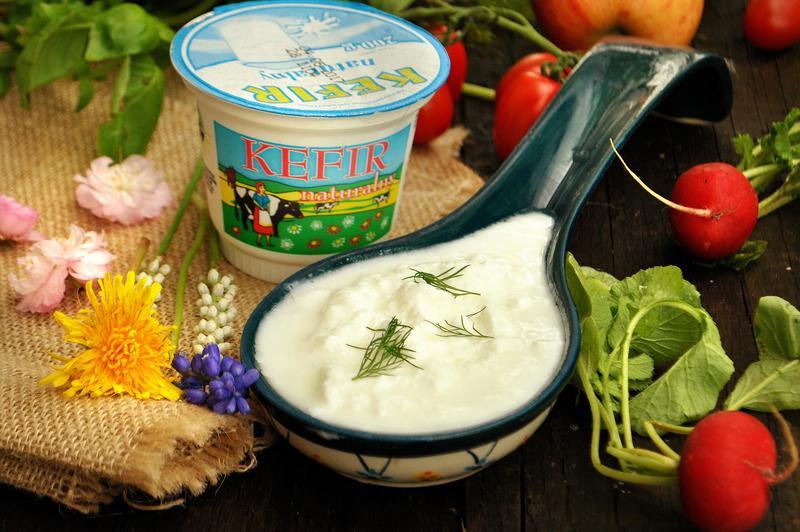 Produkt Kefir kubek - zdrowa żywność blisko Ciebie