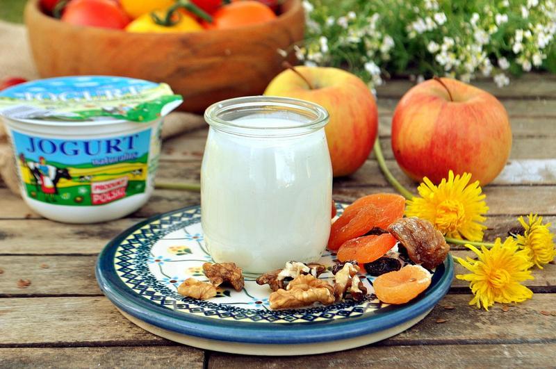 Produkt Jogurt naturalny kubek - zdrowa żywność blisko Ciebie