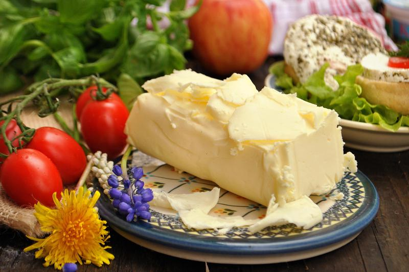 Produkt Masło osełka - zdrowa żywność blisko Ciebie