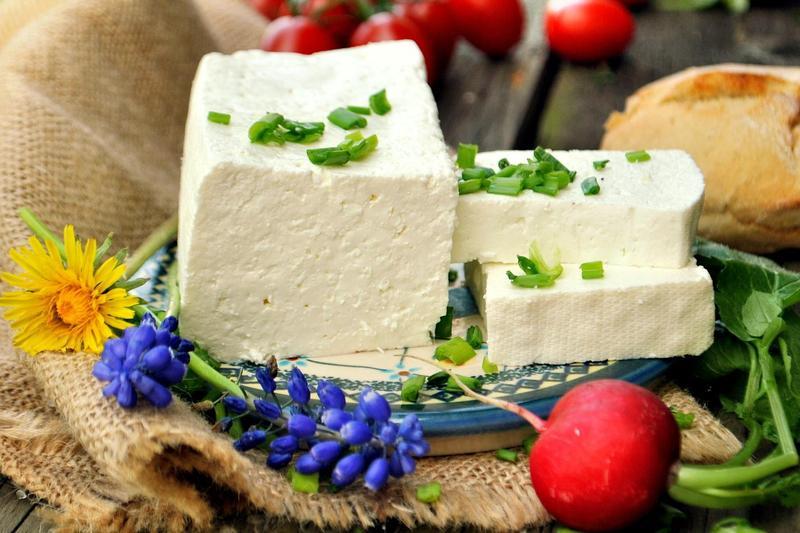 Produkt Ser twarogowy półtłusty krajanka hermetyczny - zdrowa żywność blisko Ciebie