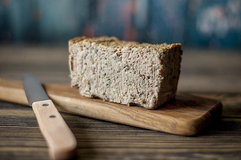 Produkt Pasztet z gęsi bez bułki - zdrowa żywność blisko Ciebie