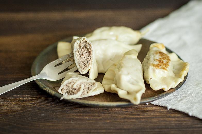 Produkt Pierogi z gęsiną - zdrowa żywność blisko Ciebie