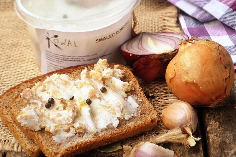 Produkt Smalec domowy - zdrowa żywność blisko Ciebie
