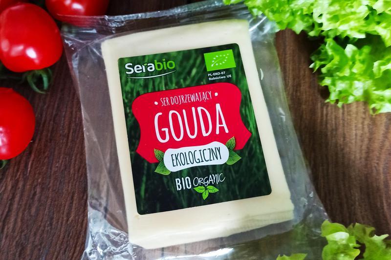 Produkt Ser Ekologiczny GOUDA kawałek - zdrowa żywność blisko Ciebie