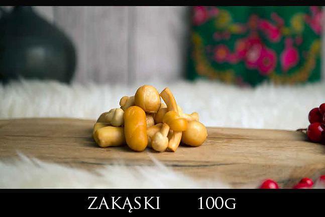 Produkt Zakąski serowe wędzone 100g - zdrowa żywność blisko Ciebie