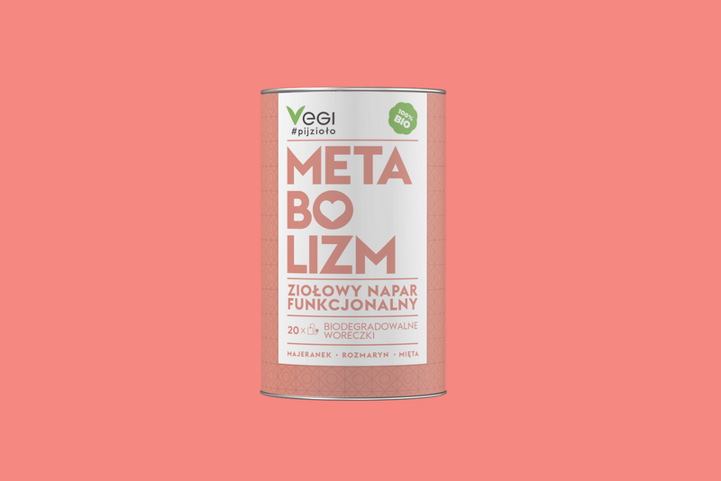 Produkt Ziołowy Napar Funkcjonalny METABOLIZM - zdrowa żywność blisko Ciebie