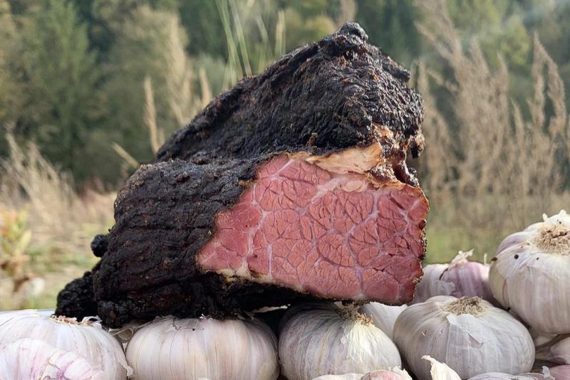 Produkt Pastrami wołowe - zdrowa żywność blisko Ciebie