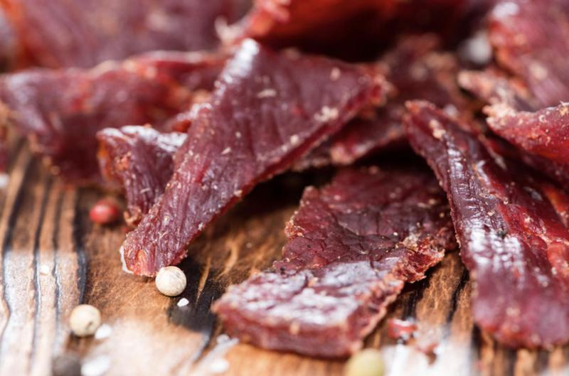 Produkt Suszona wołowina premium - zdrowa żywność blisko Ciebie