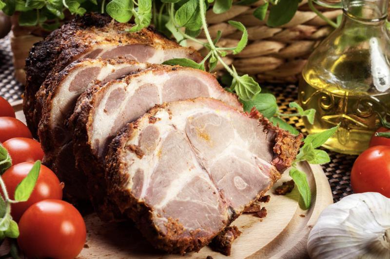 Produkt Karczek wieprzowy pieczony - zdrowa żywność blisko Ciebie
