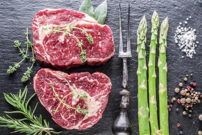 """Produkt Stek """"Rib Eye""""sezonowany - zdrowa żywność blisko Ciebie"""