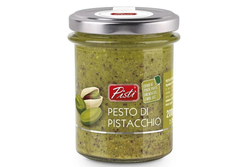 Produkt Pesto z pistacji z Sycylii - 200g - zdrowa żywność blisko Ciebie