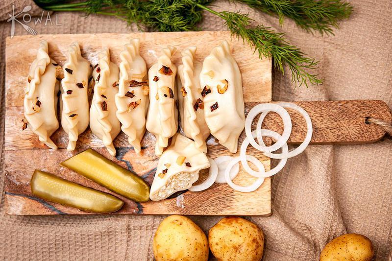 Produkt Pierogi ruskie - zdrowa żywność blisko Ciebie